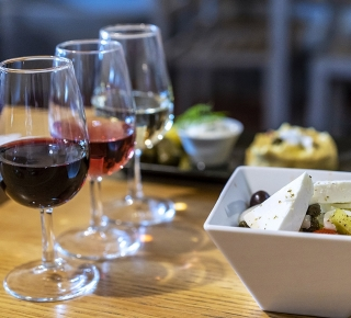 Wine Tasting & Food Pairing