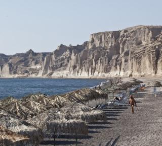 Vlichada Beach Satnorini
